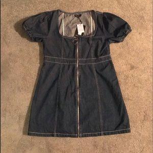 Ladies Pretty Little Things Jean Dress NEW
